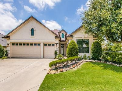 Denton County Single Family Home For Sale: 9617 Teakwood Avenue