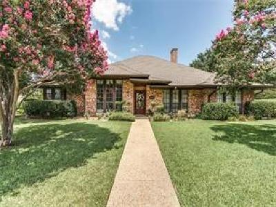 Single Family Home For Sale: 2902 Club Hill Drive