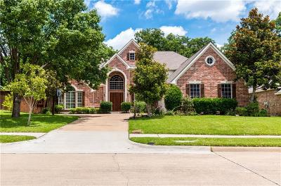 Plano Single Family Home For Sale: 8320 Wooded Cove Drive