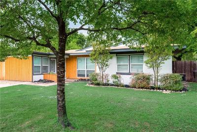 Dallas County Single Family Home For Sale: 2539 Maverick Avenue
