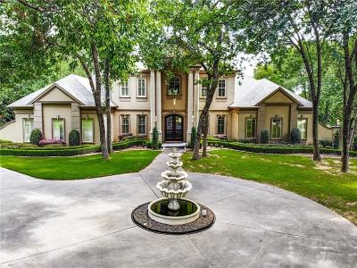 Flower Mound Single Family Home For Sale: 5108 Knights Court