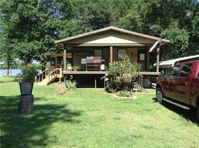Mexia Single Family Home For Sale: 157 B Burr Oak
