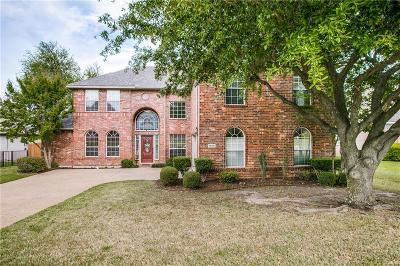 Plano Single Family Home For Sale: 9600 Southern Hills Drive