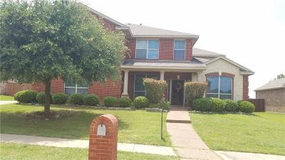 Desoto Single Family Home For Sale: 801 Spice Street