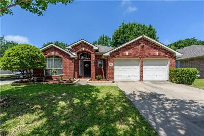 Corinth Single Family Home For Sale: 2509 Shepard Lane