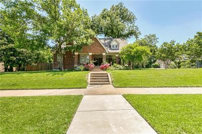 Fort Worth Single Family Home For Sale: 2845 6th Avenue