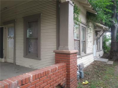 Dallas County Single Family Home For Sale: 817 Centre Street