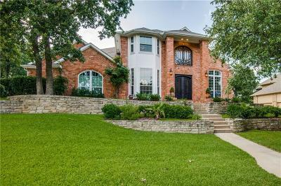 Denton County Single Family Home For Sale: 3002 Harvest Knoll