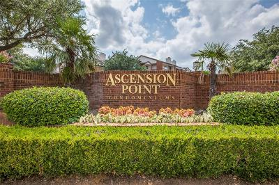 Arlington Condo Active Option Contract: 1654 Ascension Bluff Drive #335
