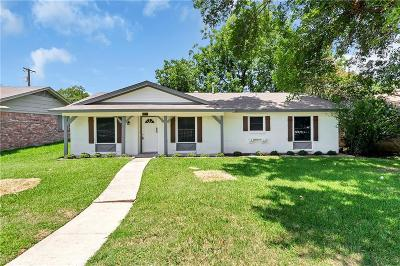 Irving Single Family Home For Sale: 4121 Twin Falls Street