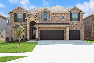 Little Elm Single Family Home For Sale: 1305 Carlet Drive