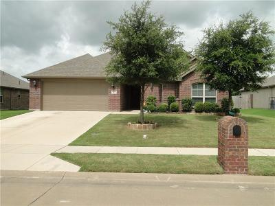 Waxahachie Single Family Home Active Option Contract: 119 Liberty Way