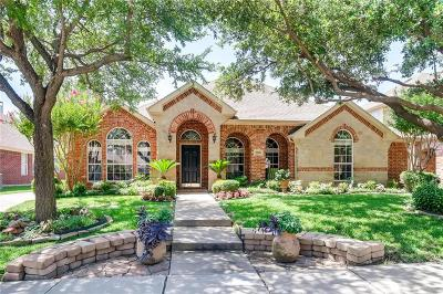 Keller Single Family Home Active Option Contract: 1806 Windsong Circle