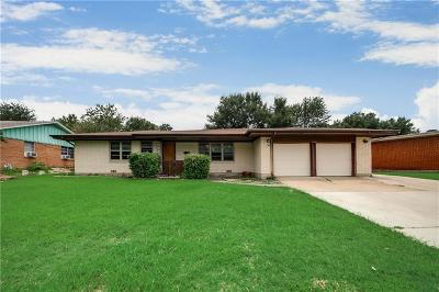 North Richland Hills Single Family Home For Sale: 5708 Tourist Drive