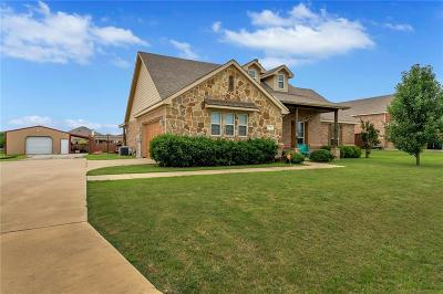 Aledo Single Family Home Active Option Contract: 284 Highland Drive