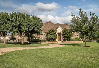 Tarrant County Single Family Home Active Option Contract: 1057 Van Zandt Court