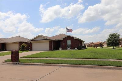 Terrell Single Family Home For Sale: 247 Willow Creek