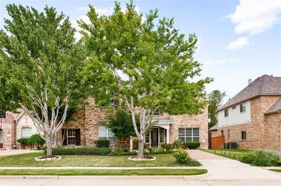 Allen Single Family Home For Sale: 964 Terracotta Drive