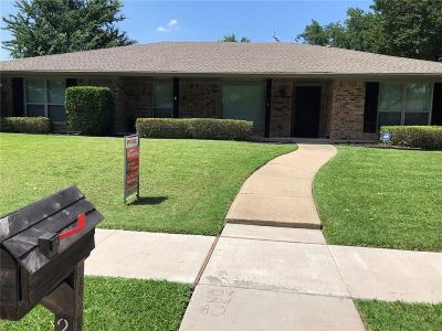 Plano Single Family Home For Sale: 2321 Brennan Drive