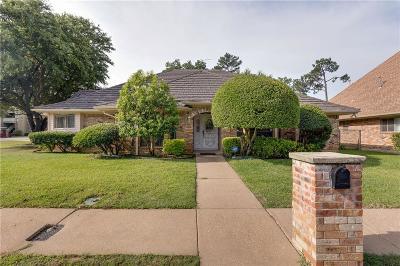 Arlington Single Family Home For Sale: 1900 Wimbledon Drive