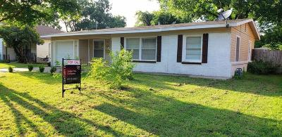 Fort Worth Single Family Home For Sale: 2800 Creston Avenue