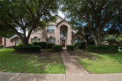 Rowlett Single Family Home For Sale: 5201 Orlando Circle