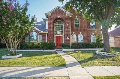 Garland Single Family Home For Sale: 2529 Pecan Meadow Drive