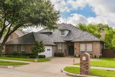 Dallas County Single Family Home For Sale: 7506 Wellesley Avenue