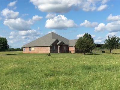 Palo Pinto County Farm & Ranch For Sale: 1814 Crawford Lane