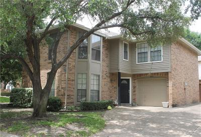 Irving Single Family Home For Sale: 100 Shadowbrook Lane