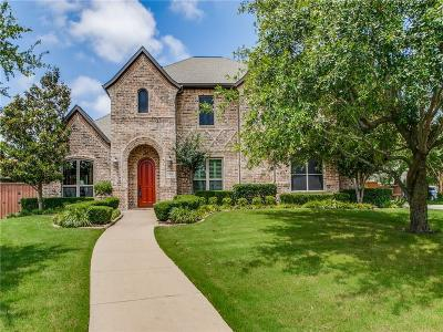 Collin County Single Family Home For Sale: 7513 Ramblewood Drive