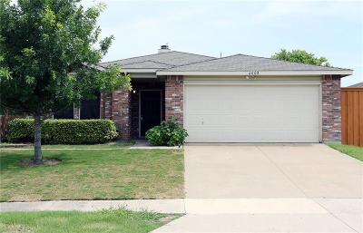 McKinney Single Family Home For Sale: 4608 Cedar Crest Drive