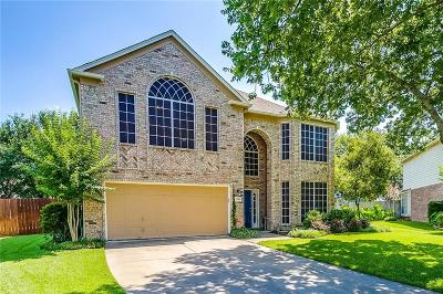 Burleson Single Family Home For Sale: 516 Briarcrest Drive