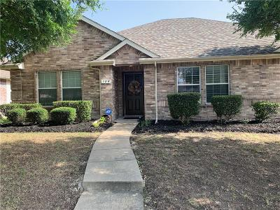 Red Oak Single Family Home For Sale: 304 Valley Ridge Drive