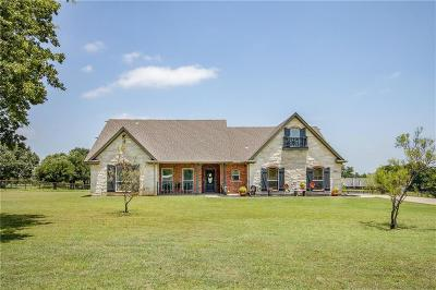 Springtown Single Family Home For Sale: 1105 Highland Road