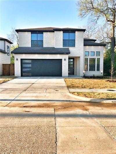 Dallas County Single Family Home For Sale: 3525 Pueblo Street