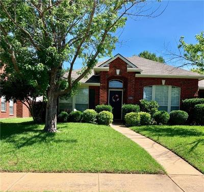 Frisco Residential Lease For Lease: 12116 Biloxi Drive