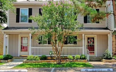 Euless Townhouse For Sale: 46 Abbey Road