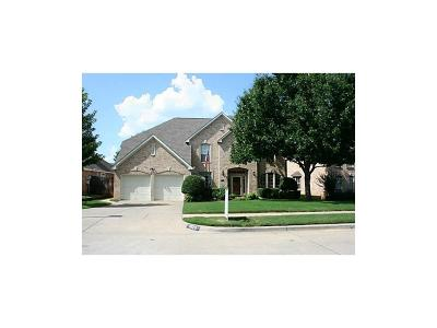 Grapevine Residential Lease For Lease: 1920 Fair Field Drive