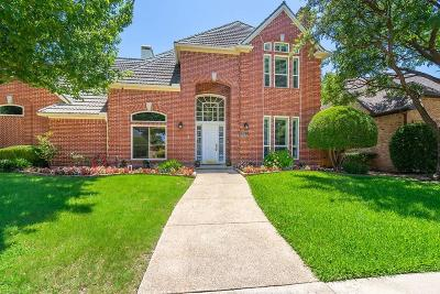 Plano Single Family Home For Sale: 3312 Caleo Court