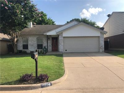 Mansfield Single Family Home For Sale: 728 Nightingale Circle