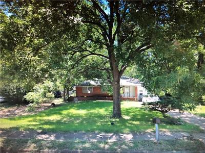Single Family Home For Sale: 3302 Linfield Road