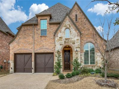 The Colony Single Family Home Active Option Contract: 5012 Cyndur Drive