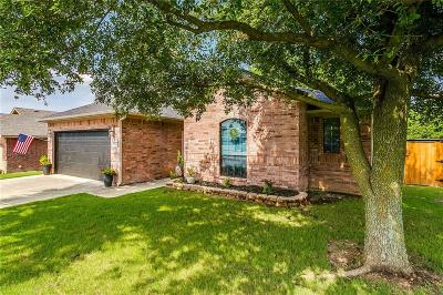 Weatherford Single Family Home For Sale: 1810 Sandpiper Drive