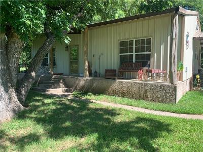 Weatherford Single Family Home For Sale: 1401 Indian Camp Road