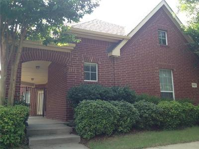 Frisco Residential Lease For Lease: 7617 Glasshouse Walk