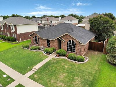 Mesquite Single Family Home For Sale: 1605 Creek Valley Road