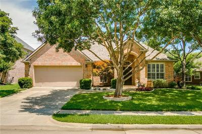 Flower Mound Single Family Home For Sale: 1616 Rock Cliff Lane