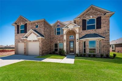 Waxahachie Single Family Home For Sale: 249 Pond Mills Rd