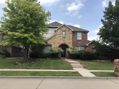 Frisco Residential Lease For Lease: 2374 Brazos Drive